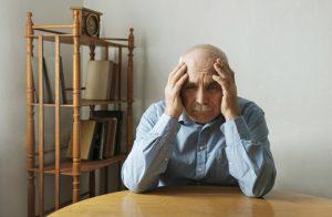 деменция, старческий маразм, депрессия