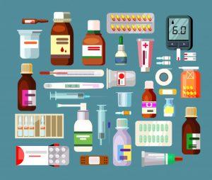 фармакотерапия, гериатрическая клиника, лекарства, медикаментозные препараты, шизофрения, деменция, депрессия