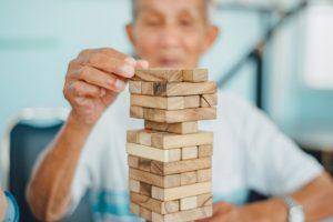 деменция, старческое слабоумие, хобби, психотерапия