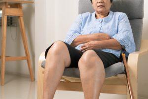дисфункции ЖКТ, перистальтика, запор, диарея, дом престарелых, гериатрический пансионат, шизофрения
