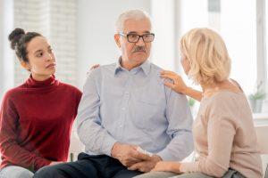групповая психотерапия, дом престарелых, гериатрическая клиника, соматоформные расстройства, лечение невроза, депрессия