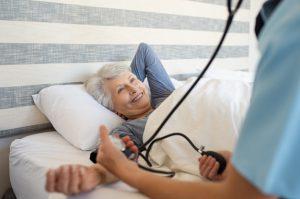 гериатрическая клиника, электросон, электростимуляция, дом престарелых, болезнь Паркинсона, деменция