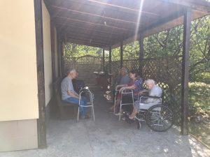 центр реабилитации, гериатрическая клиника, эрготерапия, инсульт, болезнь Альцгеймера, инфаркт