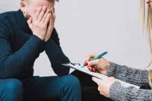 ПТСР, стресс, депрессия, тревожность