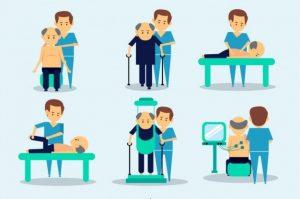физиотерапия, гериатрическая клиника, центр реабилитации, дом престарелых, инсульт, инфаркт, реабилитация после перелома шейки бедра, психические расстройства