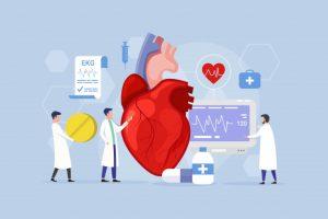 закупоривание сосудов, инфаркт, бляшки, холестерин