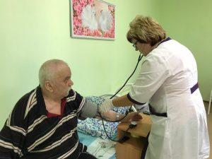 гериатрическая клиника Киевская область, дом престарелых Киев, расстройства психики и поведения, амнестический синдром, посттравматический синдром